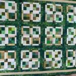 Quilters Three comfort quilt block exchange